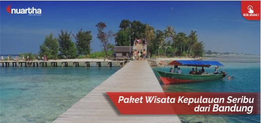 Kepulauan Seribu dari Bandung