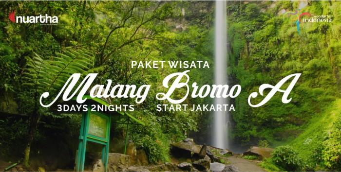 Malang Bromo dari Jakarta 3D2N A - Nuartha Tours and Travel - PT Moda Kreasindo goes to Dieng (13-15 September 2019) - Nuartha Tours and Travel