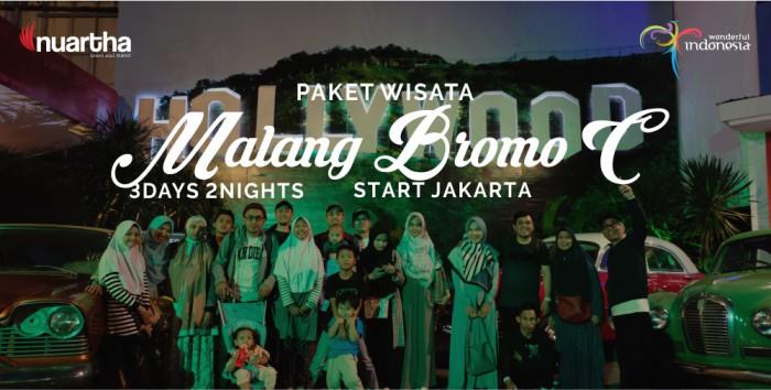 Malang Bromo dari Jakarta 3D2N C - Nuartha Tours and Travel - PT Moda Kreasindo goes to Dieng (13-15 September 2019) - Nuartha Tours and Travel
