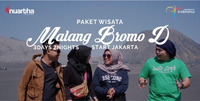 Malang Bromo dari Jakarta 3D2N D - Nuartha Tours and Travel - PT Moda Kreasindo goes to Dieng (13-15 September 2019) - Nuartha Tours and Travel