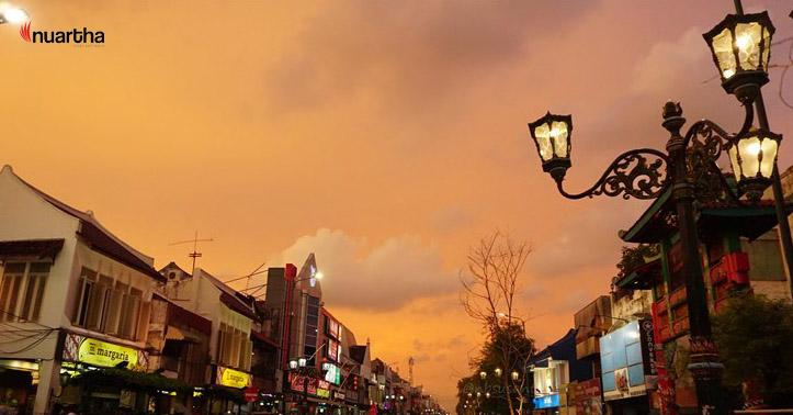 Paket Wisata Yogyakarta dari Bandung