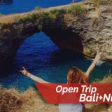Open Trip Bali- Nusa