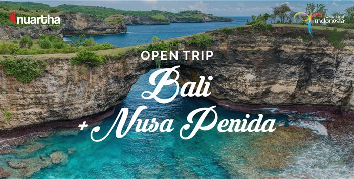Open Trip Bali dan Nusa Penida