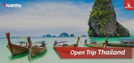 Open Trip Thailand