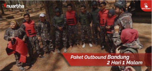 Outbound 2 hari 1 Malam