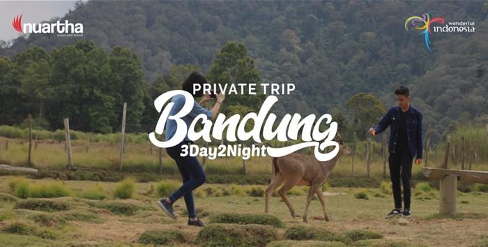 Private Trip Bandung 3 Day 2 Night