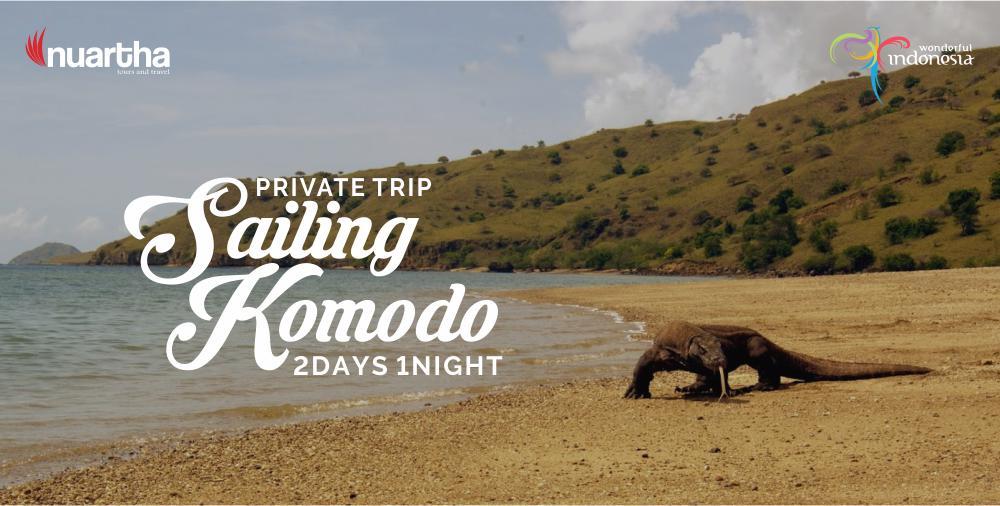 Private Trip Sailing Komodo 2D1N