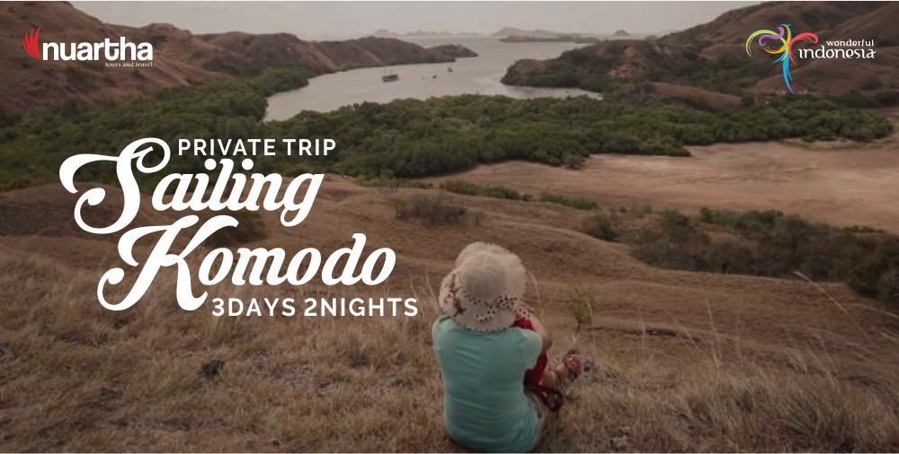 Private Trip Sailing Komodo 3D2N