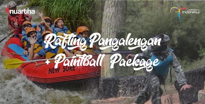 Rafting-Bandung-Paintball