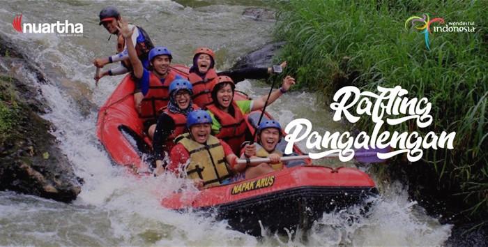 Rafting-Bandung