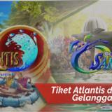 Atlantis dan Gelanggang Samudra