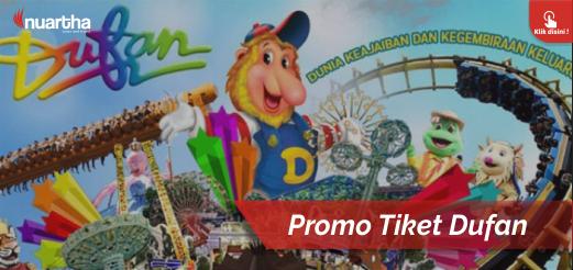 Promo Tiket Dufan