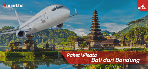 Paket Wisata Bali Dari Bandung Nuartha Tours