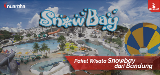 Snowbay dari Bandung