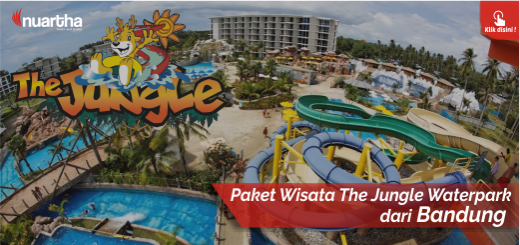 Paket Wisata The Jungle