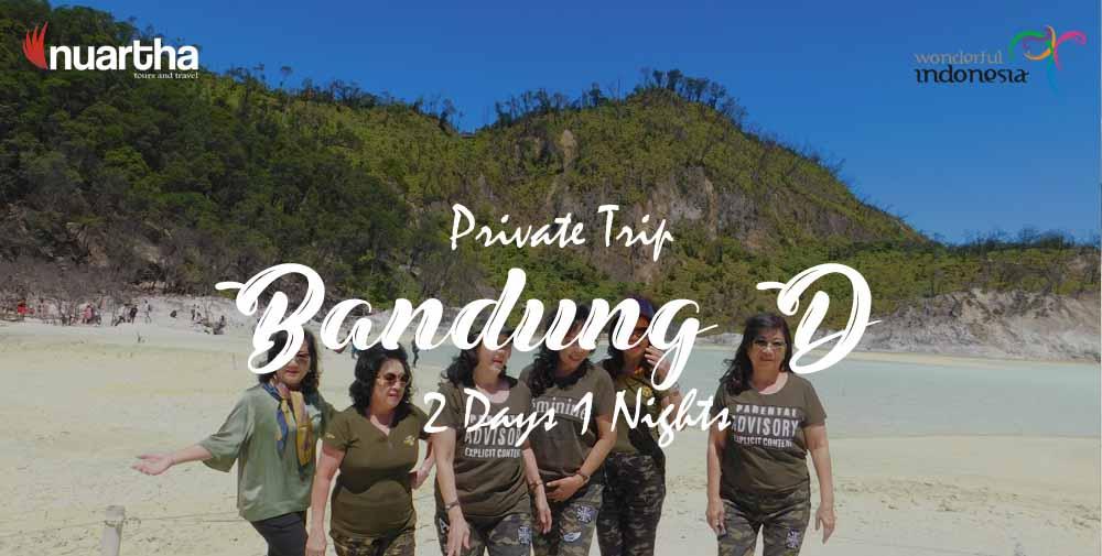 Paket Wisata Bandung 2 Hari 1 Malam Nuartha Tours