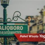 4. Paket Wisata Yogyakarta 2 Hari 1 Malam