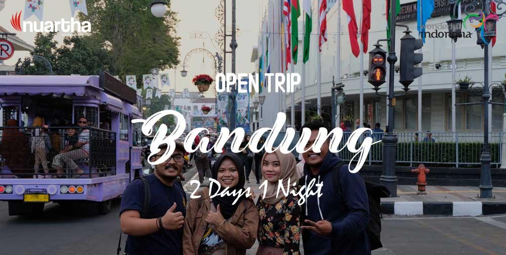 Open-Trip-Bandung