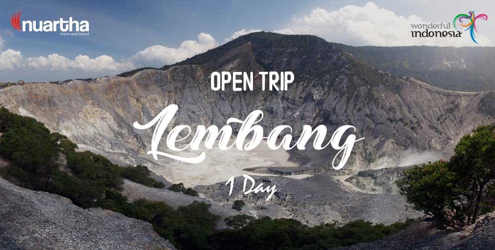 Open-Trip-Lembang