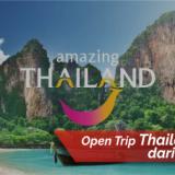 27. Open Trip Thailand dari Jakarta