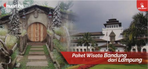 33. Paket Wisata Bandung dari Lampung