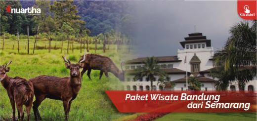 34. Paket Wisata Bandung dari Semarang