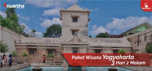 4. Paket Wisata Yogyakarta 3 Hari 2 Malam