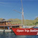 9. Open Trip Sailing Komodo 3 Hari 2 Malam