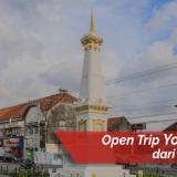 Yogyakarta dari Bandung