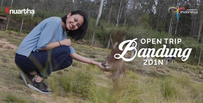 Open Trip Bandung 2D1N