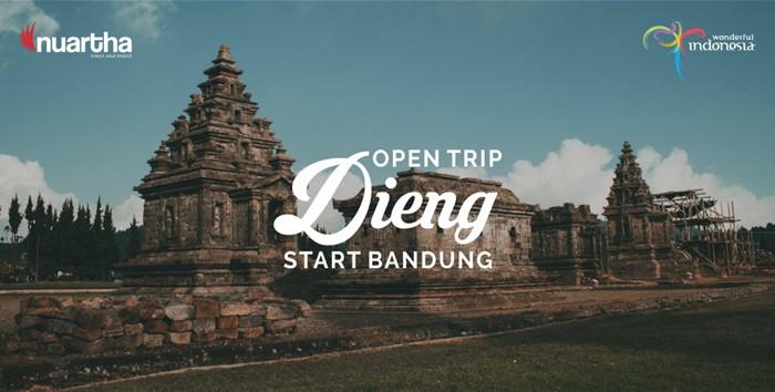 Open Trip Dieng Start Bandung