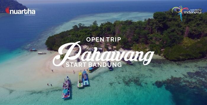 Open Trip Pahawang Start Bandung