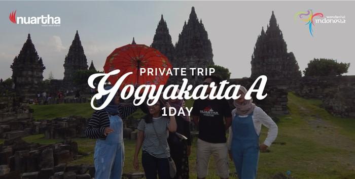 Yogyakarta 1Day A