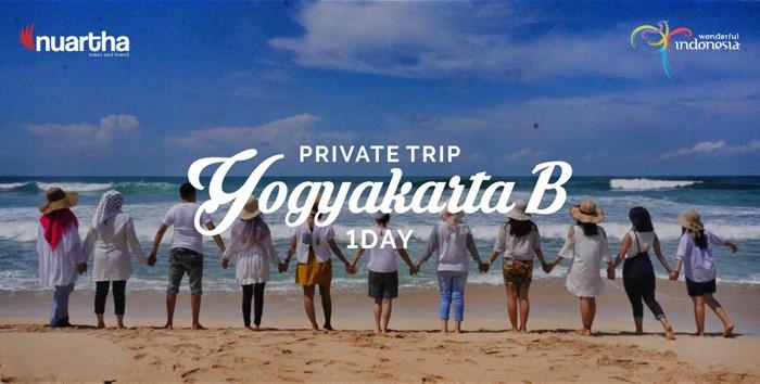 Yogyakarta 1Day B
