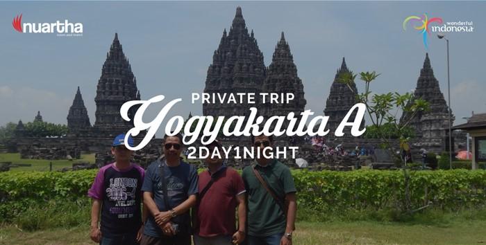 Yogyakarta 2Day1Night A