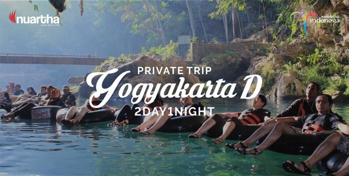 Yogyakarta 2Day1Night D