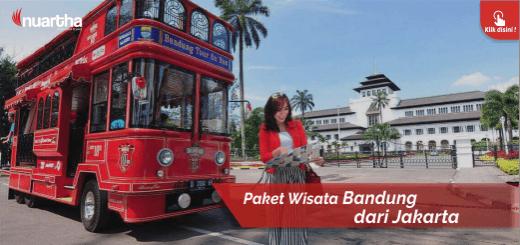 Paket Wisata Bandung dari Jakarta