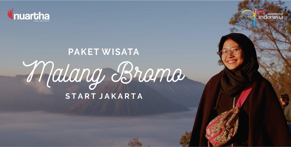 Main Article Malang Bromo dari Jakarta - PT Moda Kreasindo goes to Dieng (13-15 September 2019) - Nuartha Tours and Travel