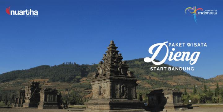 Paket Wisata Dieng dari Bandung