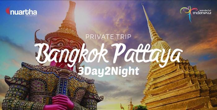 Paket Wisata Bangkok Pattaya Thailand Nuartha Tours