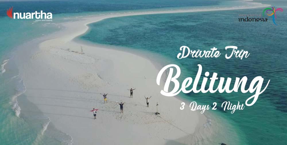 Paket Wisata Belitung Nuartha Tours